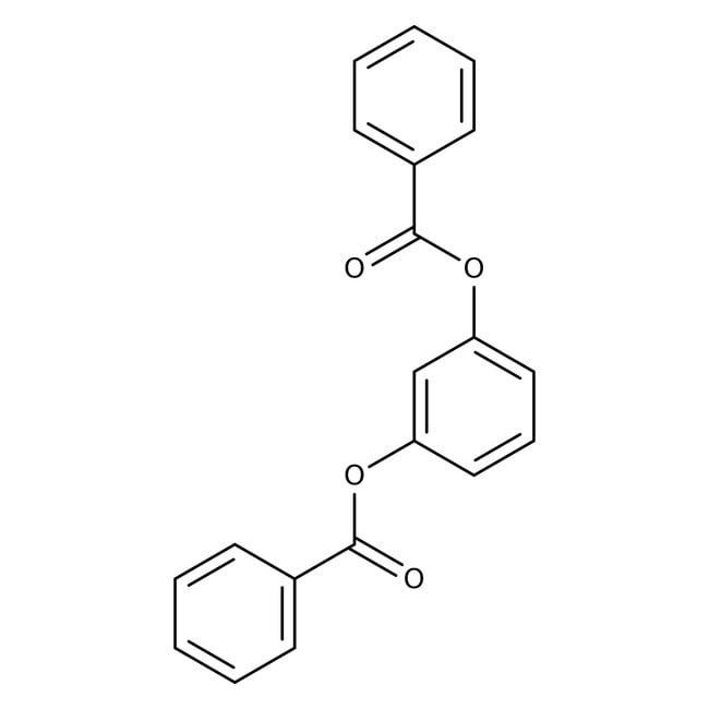 Alfa Aesar™1,3-Dibenzoyloxybenzene, 98% 5g Alfa Aesar™1,3-Dibenzoyloxybenzene, 98%