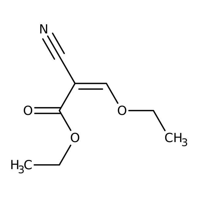 Ethyl (ethoxymethylene)cyanoacetate, 98%, ACROS Organics™