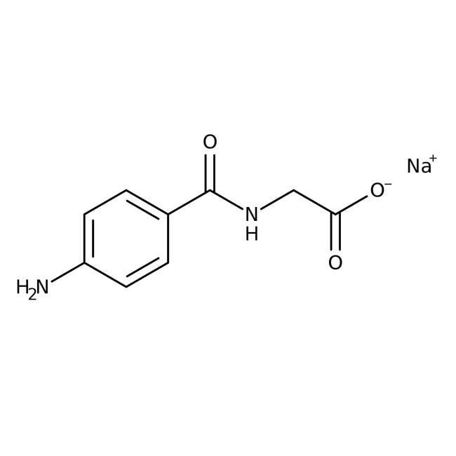 Alfa Aesar  Sodium 4-aminohippurate hydrate, 98%