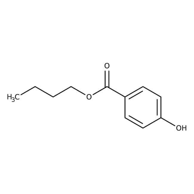 Butyl 4-hydroxybenzoate, 99+%, Thermo Scientific™: Organic Building Blocks Chemicals