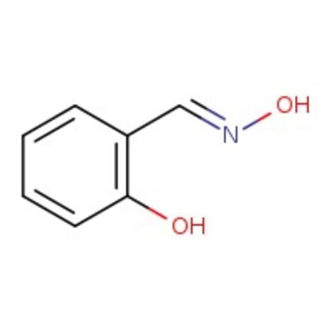 Salicylaldoxime, 98%, ACROS Organics™ 500g; Glass bottle Salicylaldoxime, 98%, ACROS Organics™