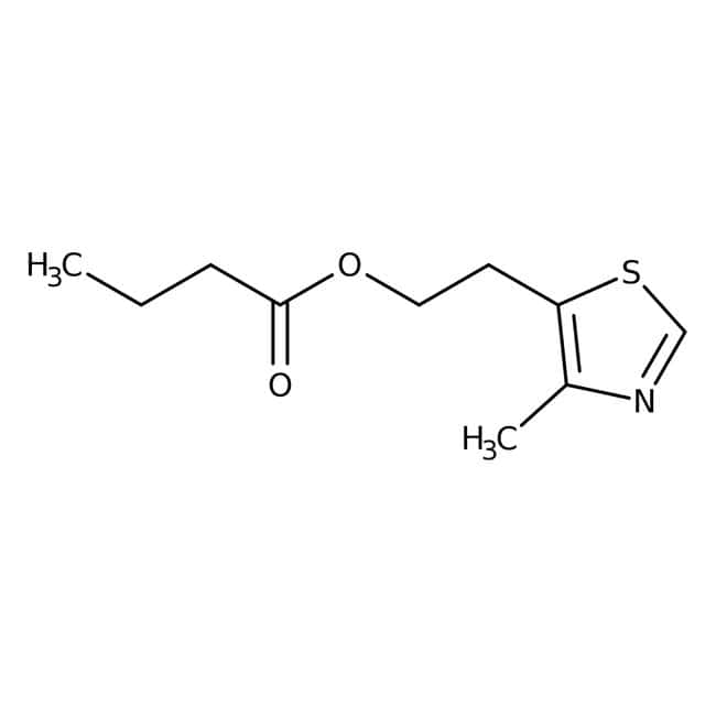 2-(4-Methyl-5-thiazolyl)ethyl Butyrate 98.0+%, TCI America™