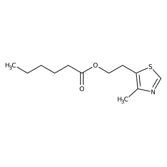 2-(4-Methyl-5-thiazolyl)ethyl Hexanoate 98.0+%, TCI America™