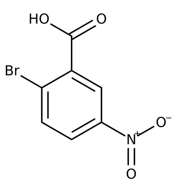 2-Bromo-5-nitrobenzoic acid, ACROS Organics