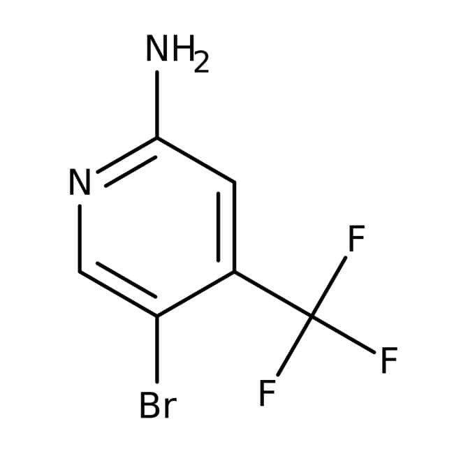 2-Amino-5-bromo-4-(trifluoromethyl)pyridine, 97%, ACROS Organics