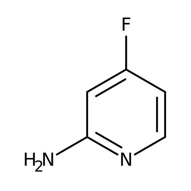 Alfa Aesar  2-Amino-4-fluoropyridine, 98%