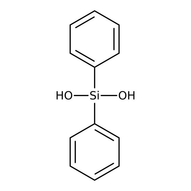Alfa Aesar™Diphenylsilanediol, 98% 25g Alfa Aesar™Diphenylsilanediol, 98%