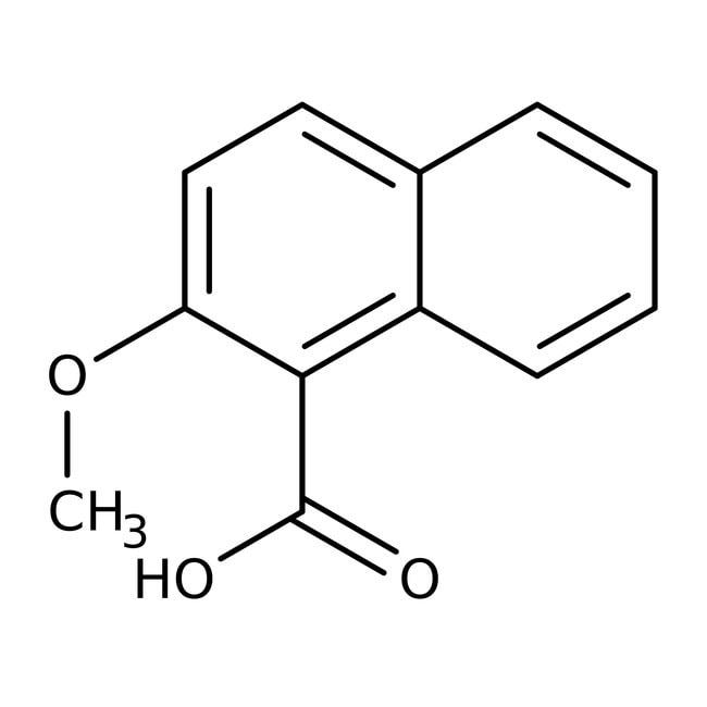 2-Methoxy-1-naphthoic Acid 98.0+%, TCI America™