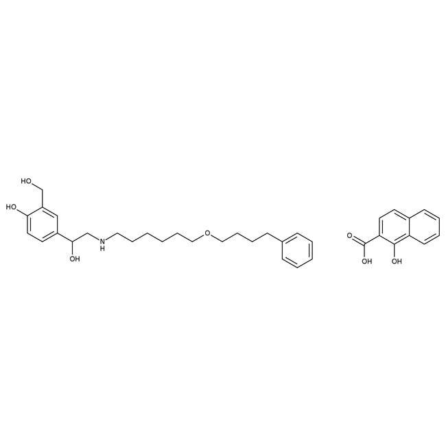 Salmeterol xinafoate, ACROS Organics