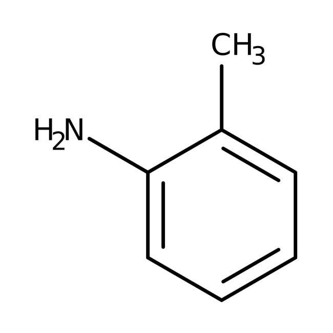 o-Toluidine, 99%, ACROS Organics