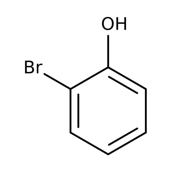 2-Bromophenol, 98%, ACROS Organics™