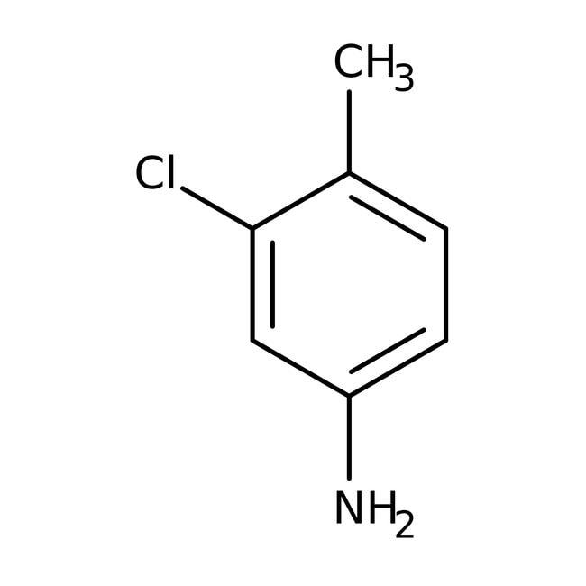 Alfa Aesar  3-Chloro-4-methylaniline, 98%