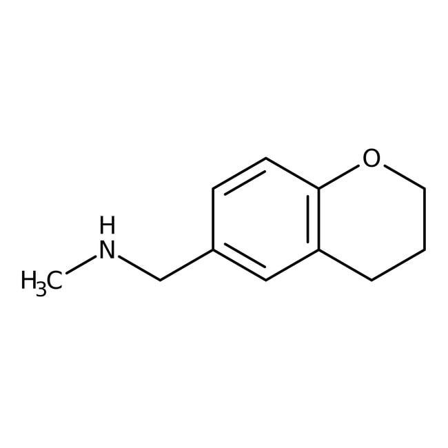n-Methyl-(chroman-6-ylmethyl)amine, 97%, Maybridge™