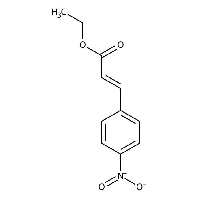 Alfa Aesar™4-Nitrocinamato de etilo, 99% 5g Alfa Aesar™4-Nitrocinamato de etilo, 99%