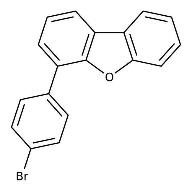 4-(4-Bromophenyl)dibenzofuran 98.0 %, TCI America