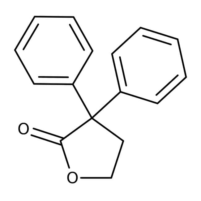 , -Diphenyl- -butyrolactone, 95%, ACROS Organics