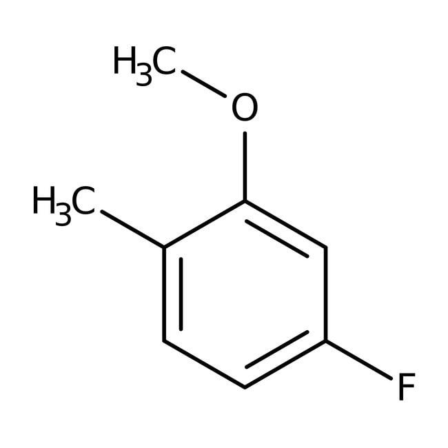 Alfa Aesar™5-Fluoro-2-metilanisol, 98 % 5g Alfa Aesar™5-Fluoro-2-metilanisol, 98 %