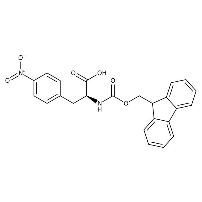 Alfa Aesar™N-Fmoc-4-nitro-L-phenylalanine, 98% 5g Alfa Aesar™N-Fmoc-4-nitro-L-phenylalanine, 98%