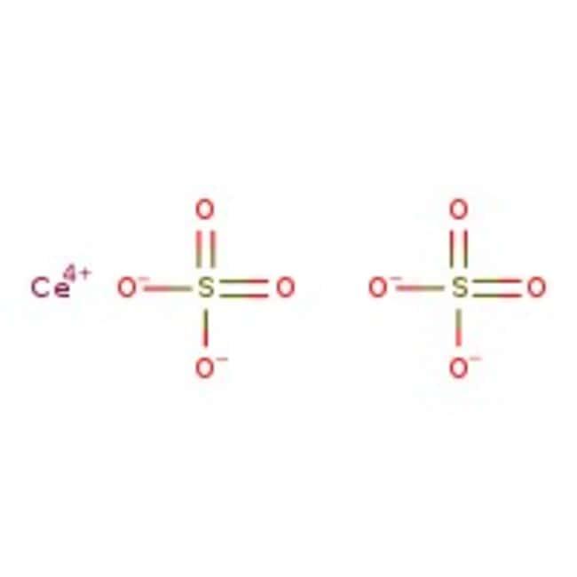 Alfa Aesar™Cerium(IV) sulfate hydrate, REacton™, 99% (REO)