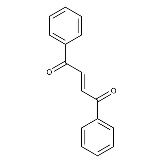 trans-1,2-Dibenzoylethylene, 97%, ACROS Organics™