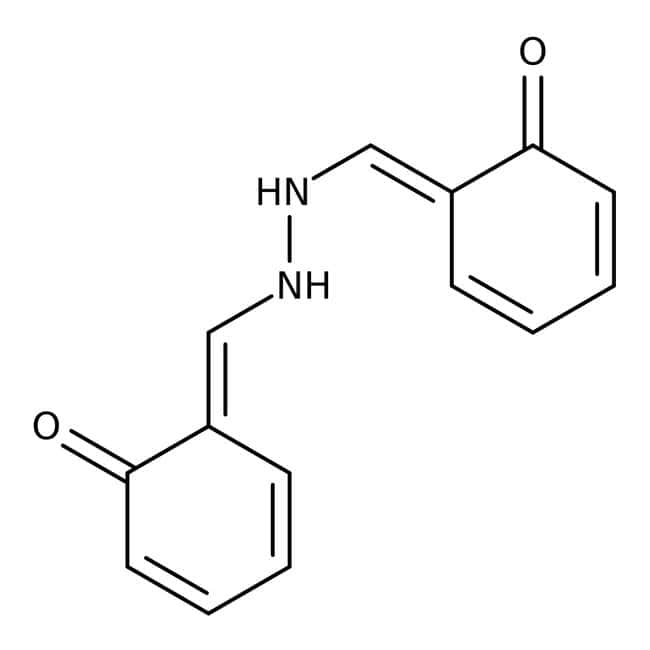 Salicylaldazine, 99%, ACROS Organics™ 25g Salicylaldazine, 99%, ACROS Organics™
