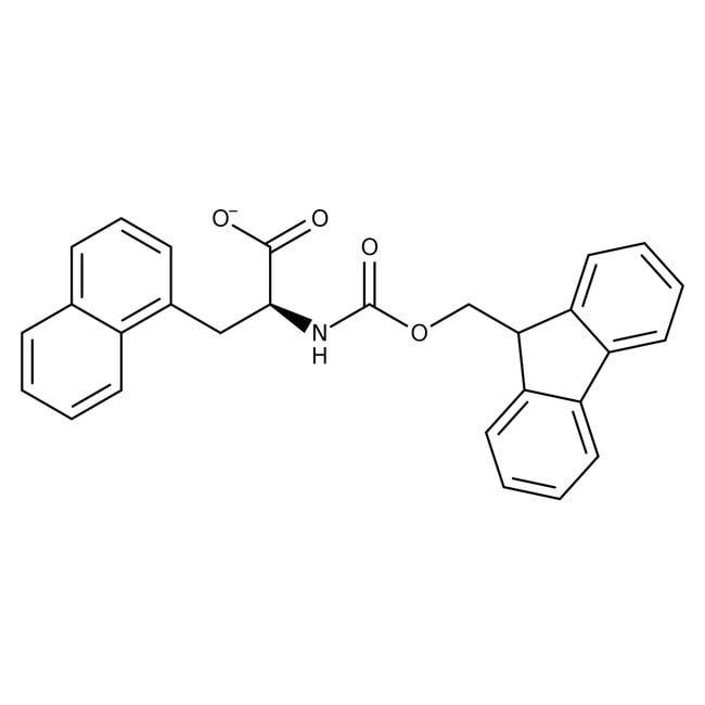 (S)-N-FMOC-1-Naphthylalanine, 95%, 98% e.e., Acros Organics