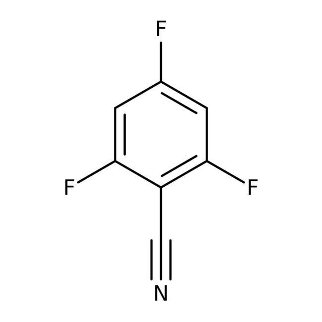 2,4,6-Trifluorobenzonitrile, 99%, ACROS Organics