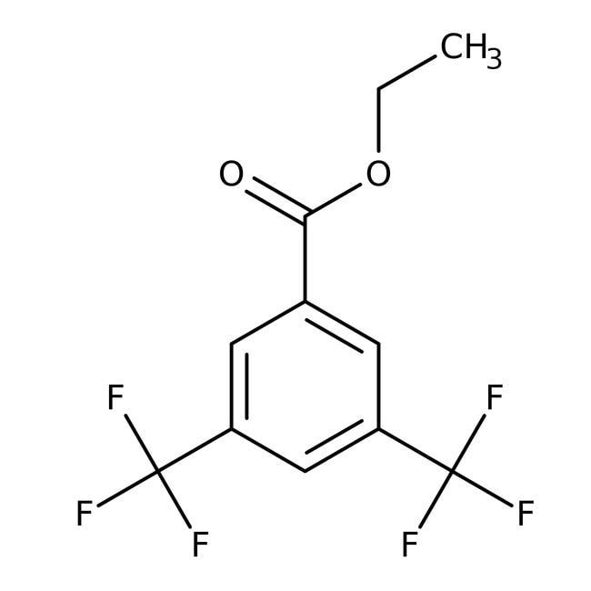 Alfa Aesar  Ethyl 3,5-bis(trifluoromethyl)benzoate, 99%
