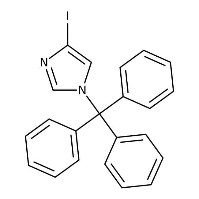 4-Iodo-1-trityl-1H-imidazole, 98%, Acros Organics