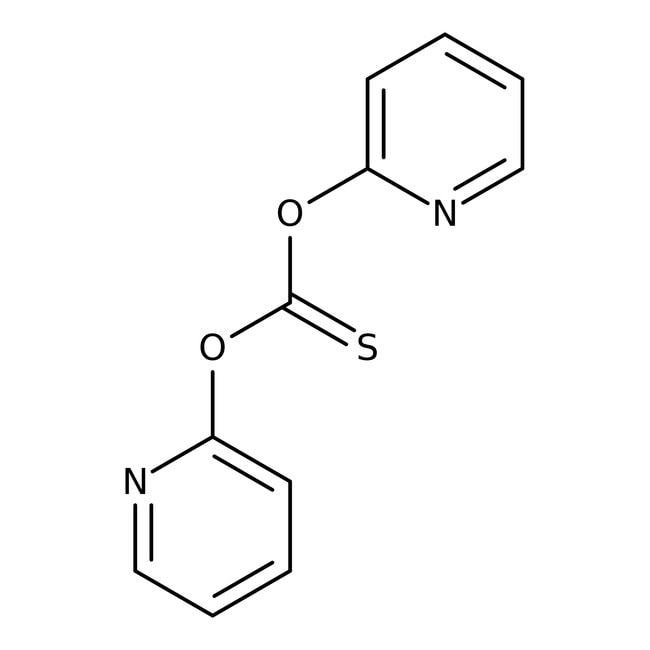 Alfa Aesar™Tionocarbonato de di-2-piridilo, 98% 25g Alfa Aesar™Tionocarbonato de di-2-piridilo, 98%