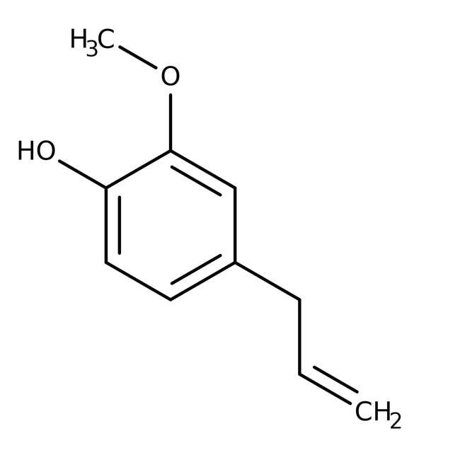 Eugenol, 99%, Acros Organics