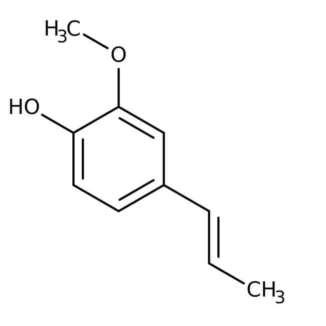 Isoeugenol, 98+%, mixture of cis/trans isomers, ACROS Organics™