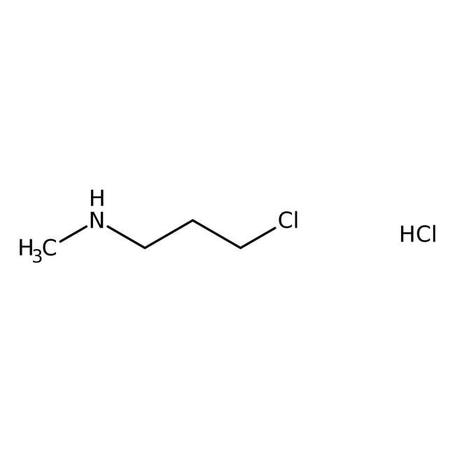 N-Methyl-3-chloropropylamine Hydrochloride 99.0+%, TCI America™
