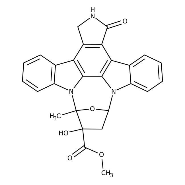 K-252a, 98%, ACROS Organics™ 1mg K-252a, 98%, ACROS Organics™
