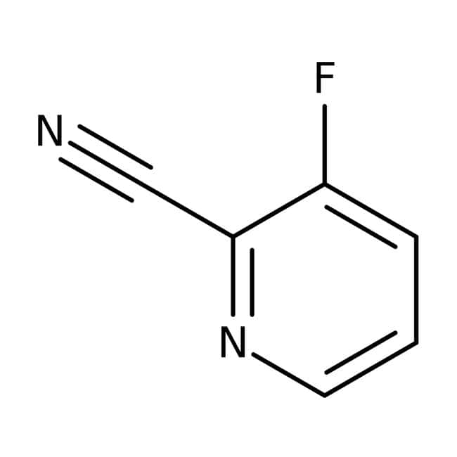 3-Fluoro-2-pyridinecarbonitrile, 95%, Maybridge™: Aryl halides Organohalogen compounds