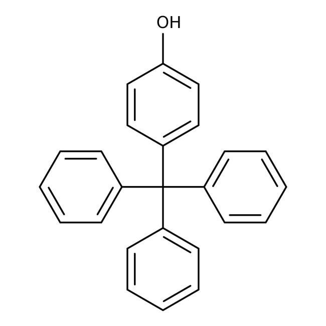 4-Tritylphenol, 98%, ACROS Organics