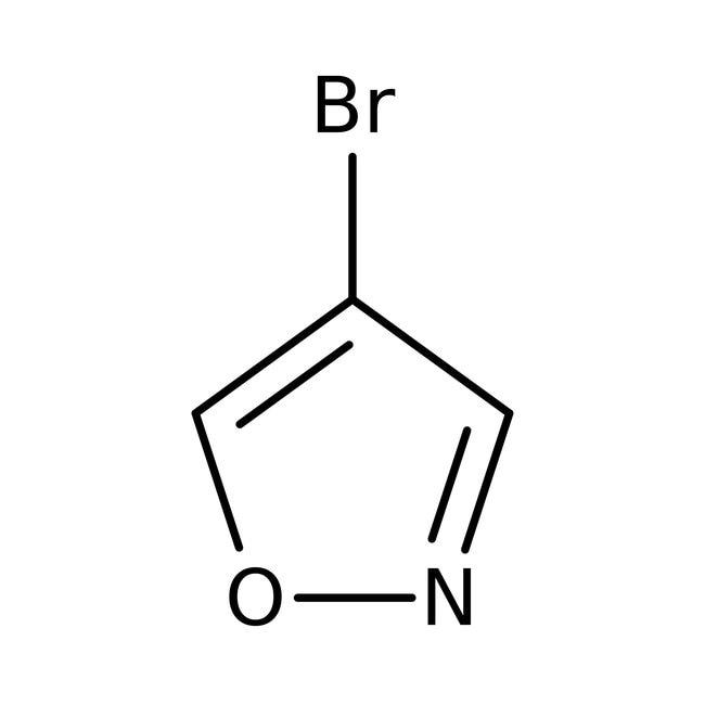 4-Bromoisoxazole, 95%, ACROS Organics™ 1g 4-Bromoisoxazole, 95%, ACROS Organics™