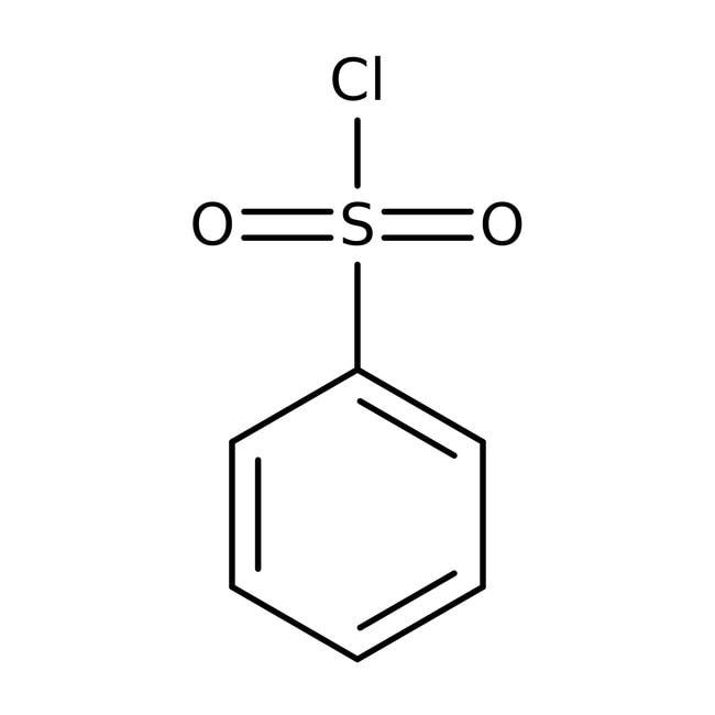 Benzenesulfonyl chloride, 99%, ACROS Organics™