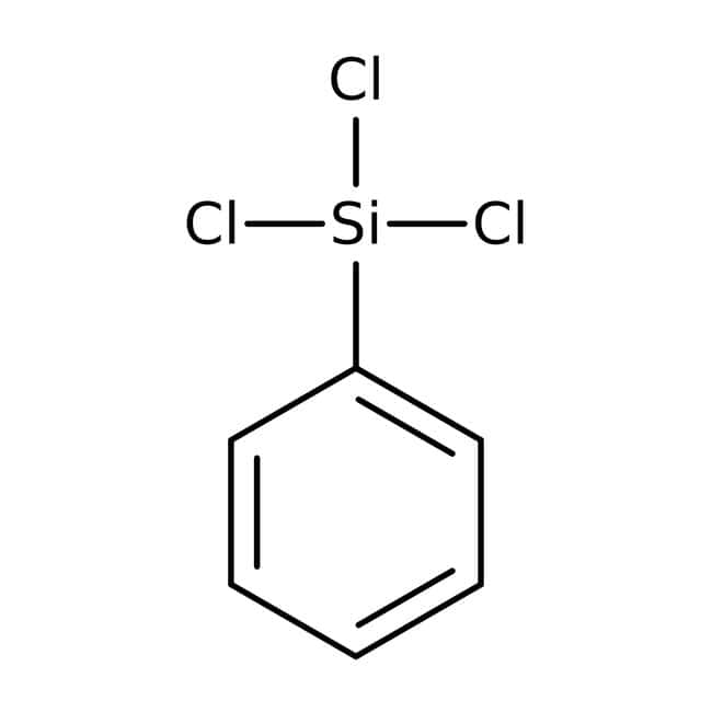 Phenyltrichlorosilane, 95%, ACROS Organics™ 1L Phenyltrichlorosilane, 95%, ACROS Organics™