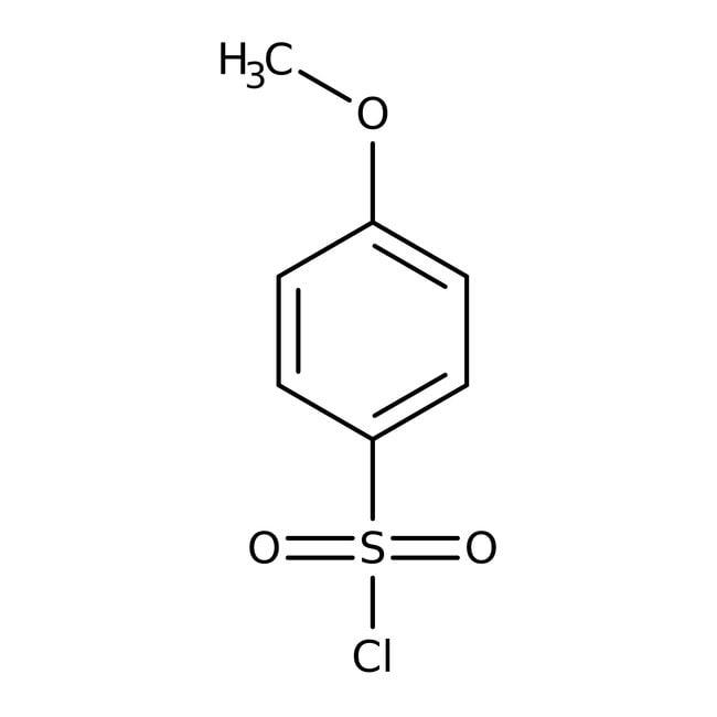 4-Methoxybenzenesulfonyl Chloride, 99%, ACROS Organics™