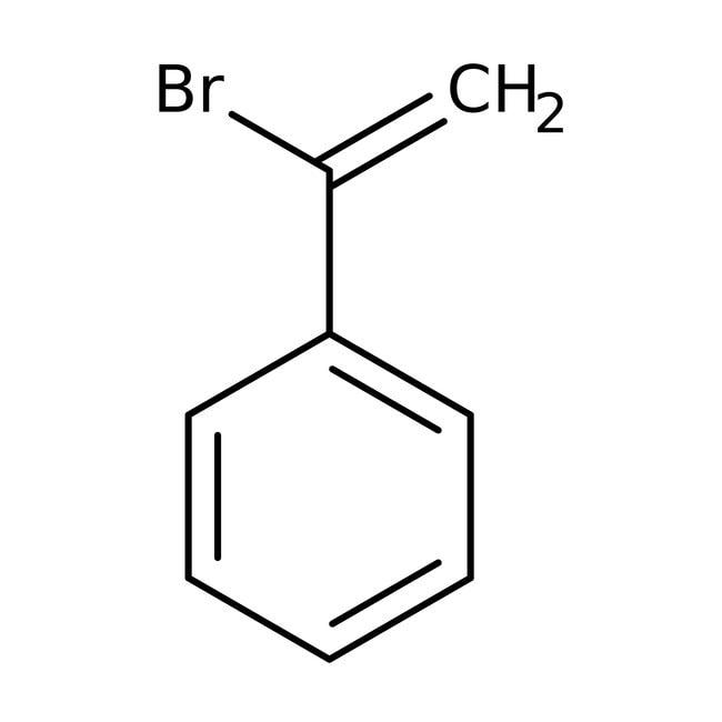 -Bromostyrene, 95%, stabilized, ACROS Organics