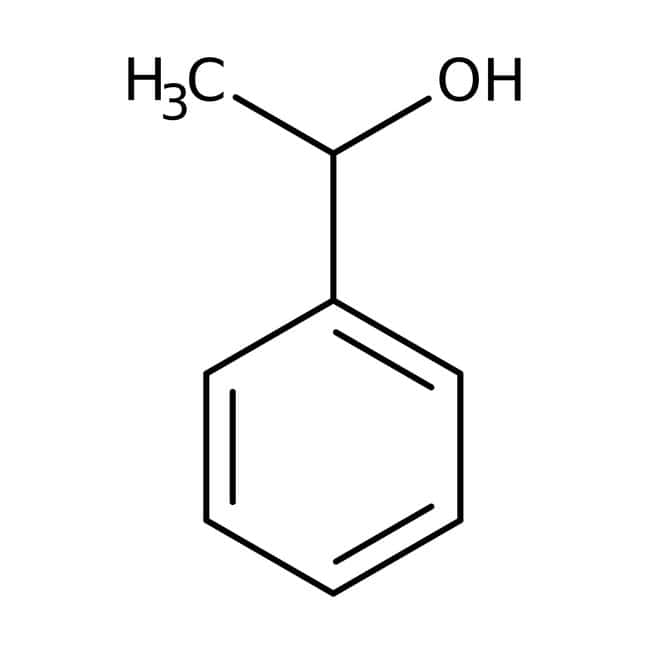 DL-sec-Phenethyl alcohol, 97%, ACROS Organics
