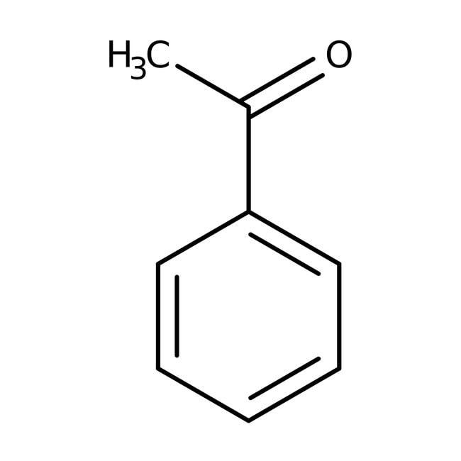 Alfa Aesar™Acetophenone, 99% 10000mL Alfa Aesar™Acetophenone, 99%