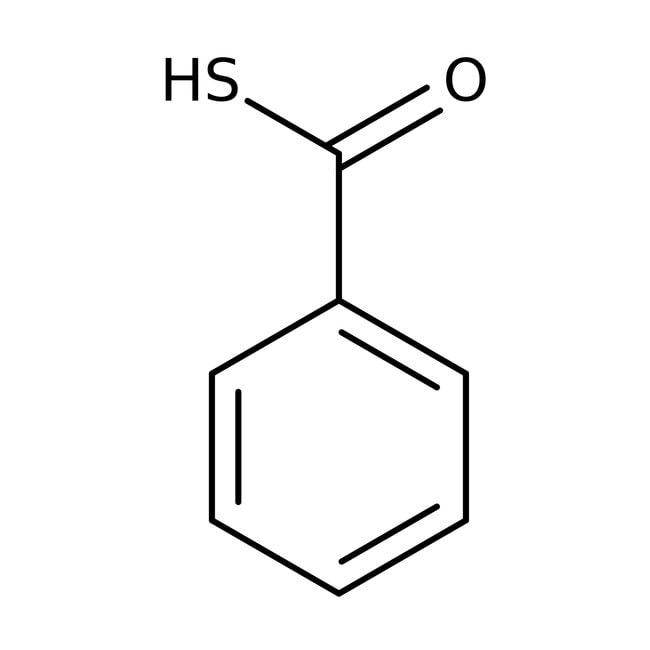 Thiobenzoic acid, 90%, ACROS Organics™ 100g; Glass bottle Thiobenzoic acid, 90%, ACROS Organics™