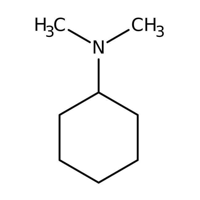 N,N-Dimethylcyclohexylamine, 99%, ACROS Organics