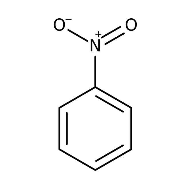 Nitrobenzene, 99.5%, for analysis, Acros Organics