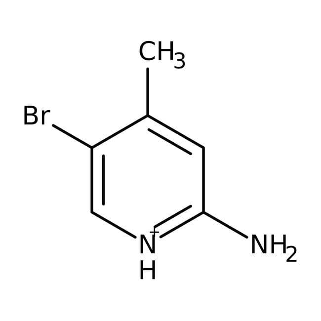 Alfa Aesar™2-Amino-5-bromo-4-methylpyridine, 97%