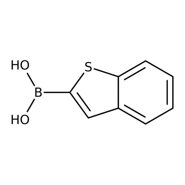 2-Benzothienylboronic acid, 98%, ACROS Organics