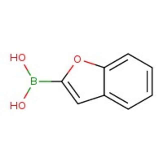 Benzo[b]furan-2-boronic acid, 97%, Acros Organics