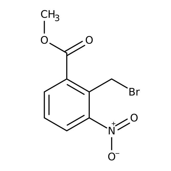 Methyl 2-(Bromomethyl)-3-nitrobenzoate 98.0+%, TCI America™